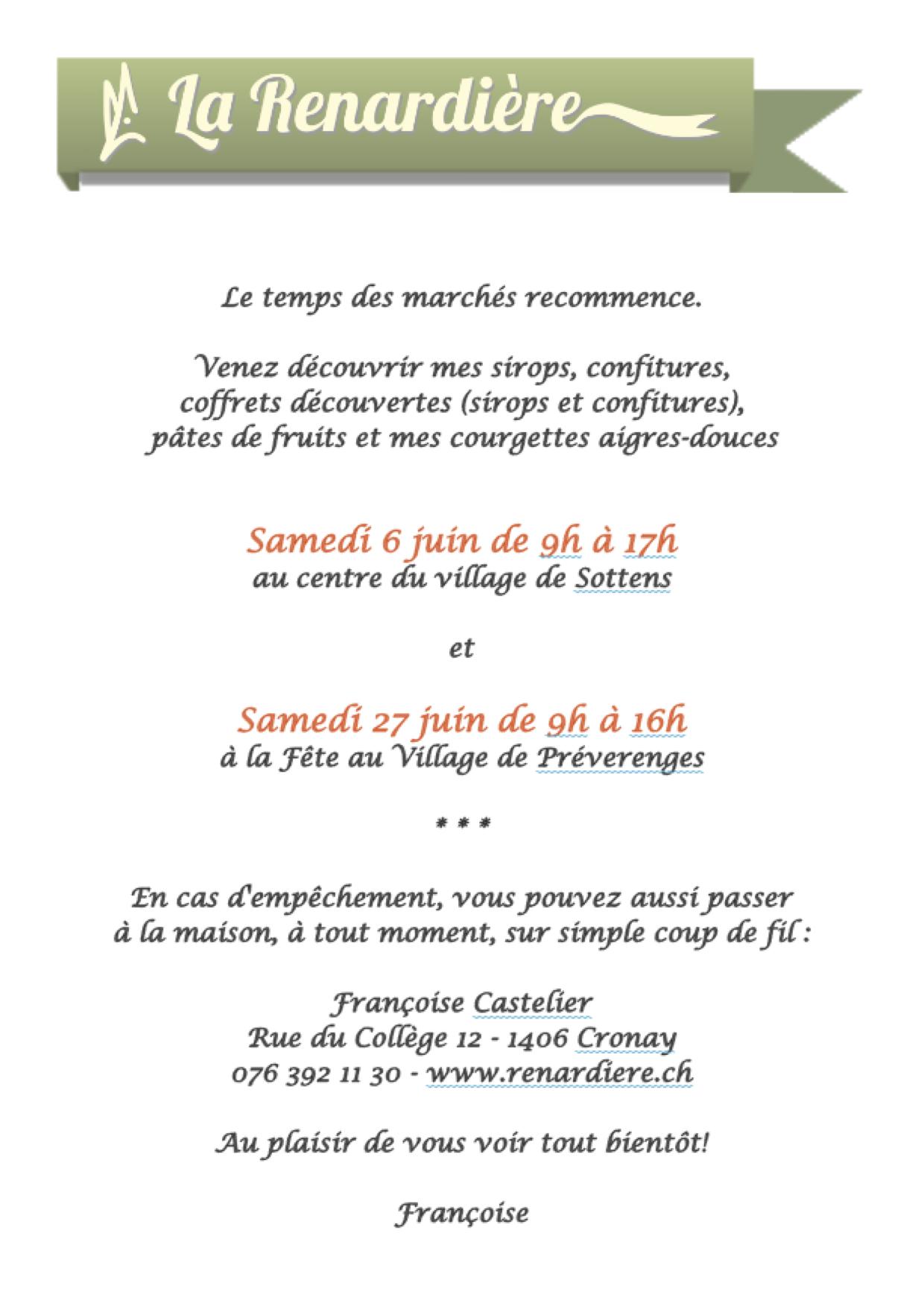 Flyer Sottens Préverenges 2015