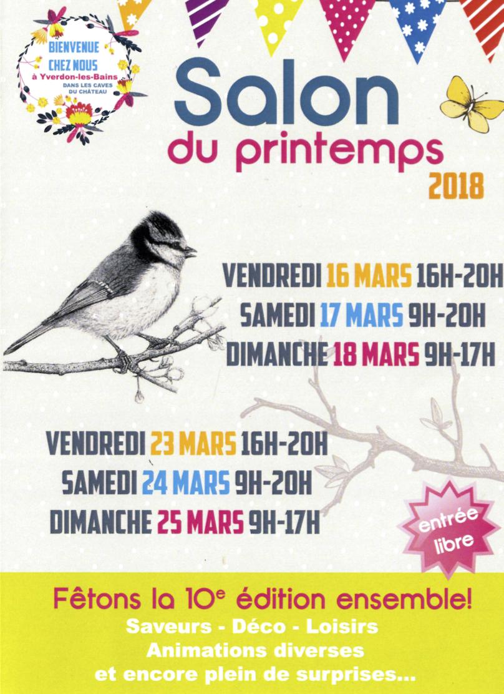 Salon du Printemps 2018 -1