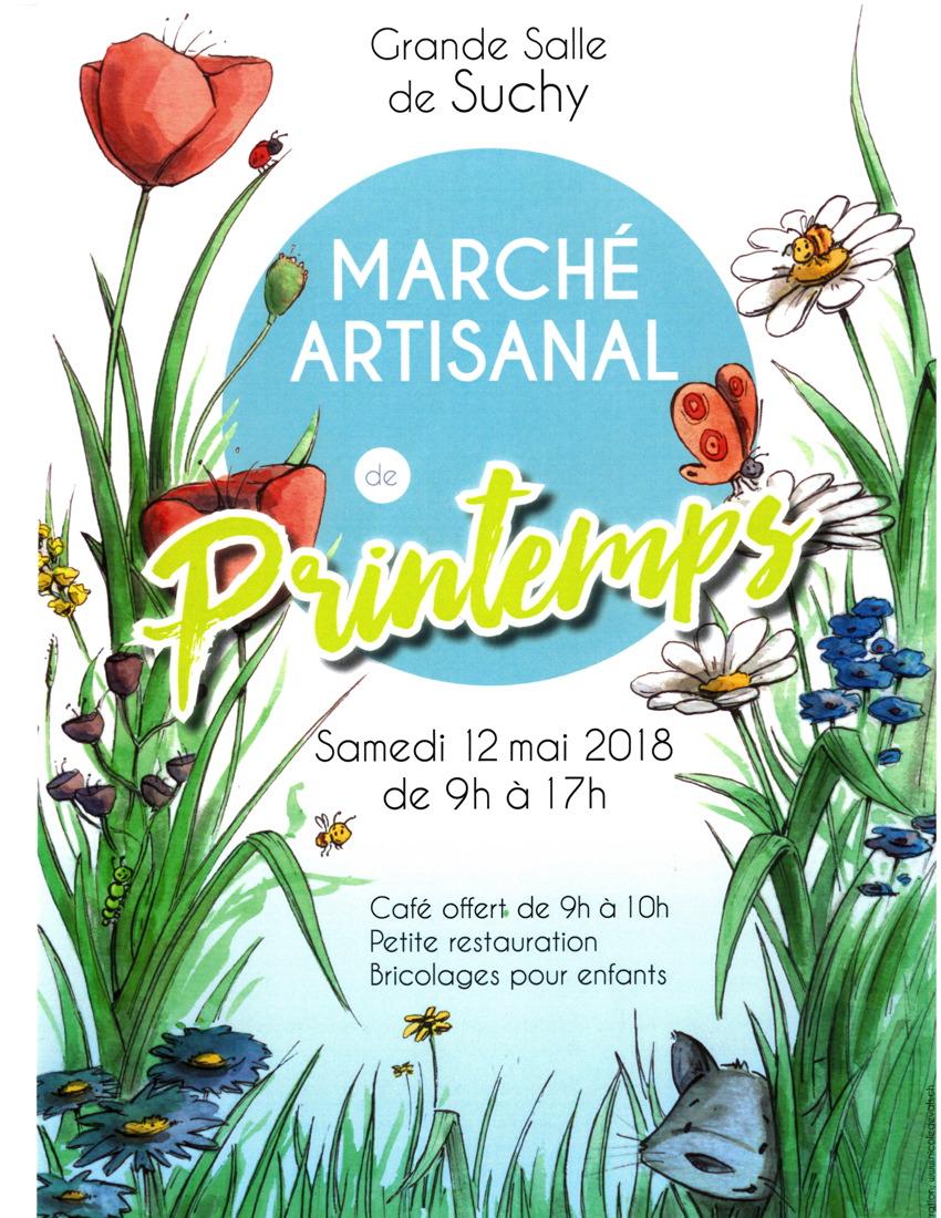Marché artisanal Suchy 2018