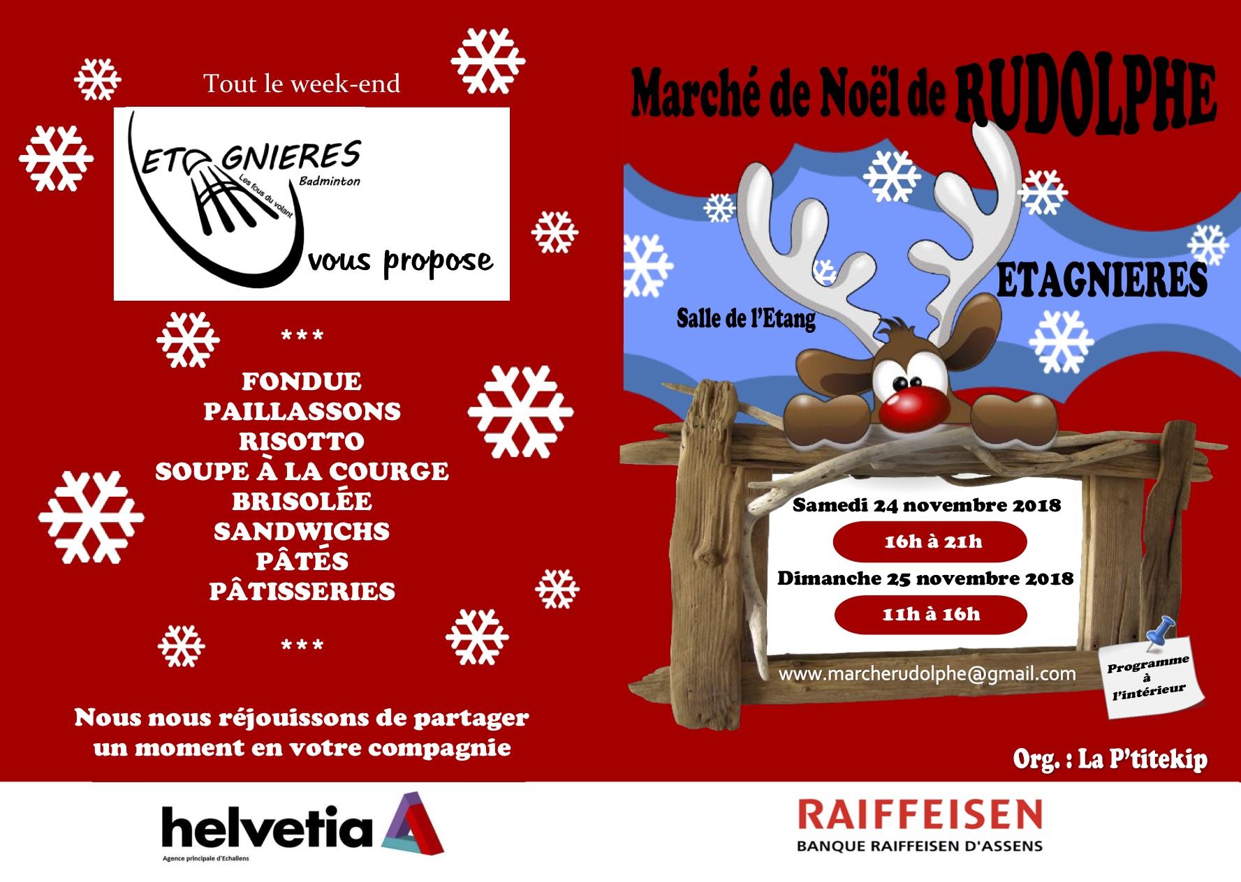 2018 2 recto flyer marché de Noël